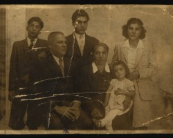 Familie Gina, 8. 9. 1949